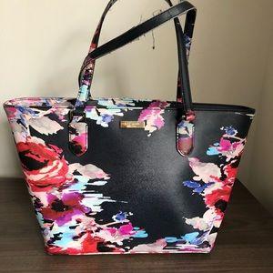 Kate spade floral purse!